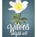 Fjellsiden ølbryggerlag - etikett av Vestbrygg Witveis Belgisk Wit
