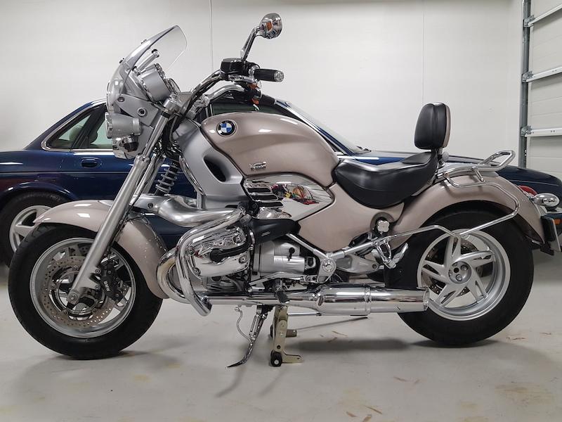 BMW R1200C Montauk