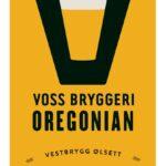 Fjellsiden Ølbryggelag - Etikett av Voss Oregonian