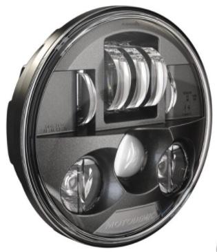 Fjellsiden MC - bilde av LED-lampen til Motodemic