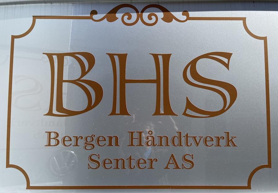 Fjellsiden - bilde av logo til Bergen Håndtverksenter
