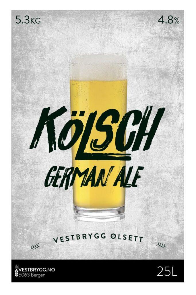 Fjellsiden - Kölsch German Ale